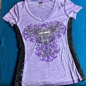 Harley Davidson woman's T Shirt